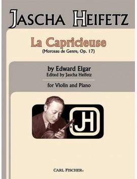 La Capricieuse Morceau De Genre, Op. 17 Di Elgar
