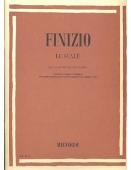 Le Scale Per Lo Studio Del Pianoforte Trascritte, Ordinate E Diteggiate (Con Guide Grafiche)Di Luigi Finizio