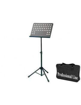 Leggio professionale rinforzato per orchestra Con Borsa NYLON TOP