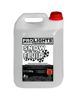 Liquido per macchine effetto neve, tanica 5kg