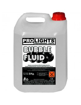 Liquido per macchine per la produzione di bolle, tanica 5kg