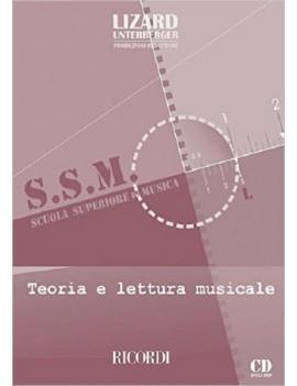 LIZARD Teoria e lettura musicale