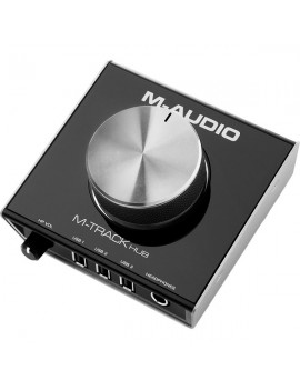 M-AUDIO M-TRACK HUB NEW