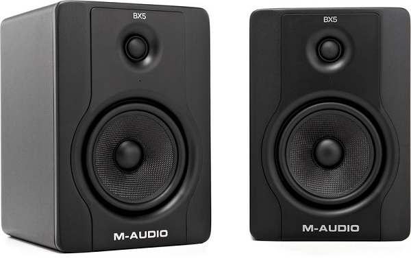 M-Audio Monitor da studio Singolo BX5 D2