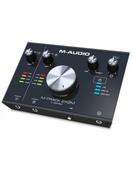 M-TRACK 2X2M Interfaccia audio USB-C ad alta velocità