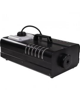 Macchina fumo 1500W, uscita 30000cu.ft/min, tanica 2,5L, consumo 1L/8min, DM