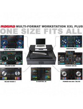 MAGMA MULTI FORMAT WORKSTATION XXL PLUS