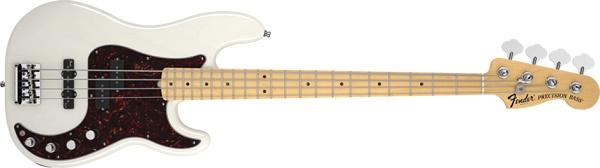 American Deluxe Stratocaster® Ash, Maple Fingerboard, White Blonde