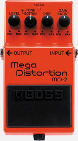 MD-2 MEGA DISTORTION