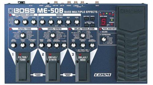 ME-50B Pedaliera per basso