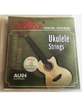 Meall corde per ukulele