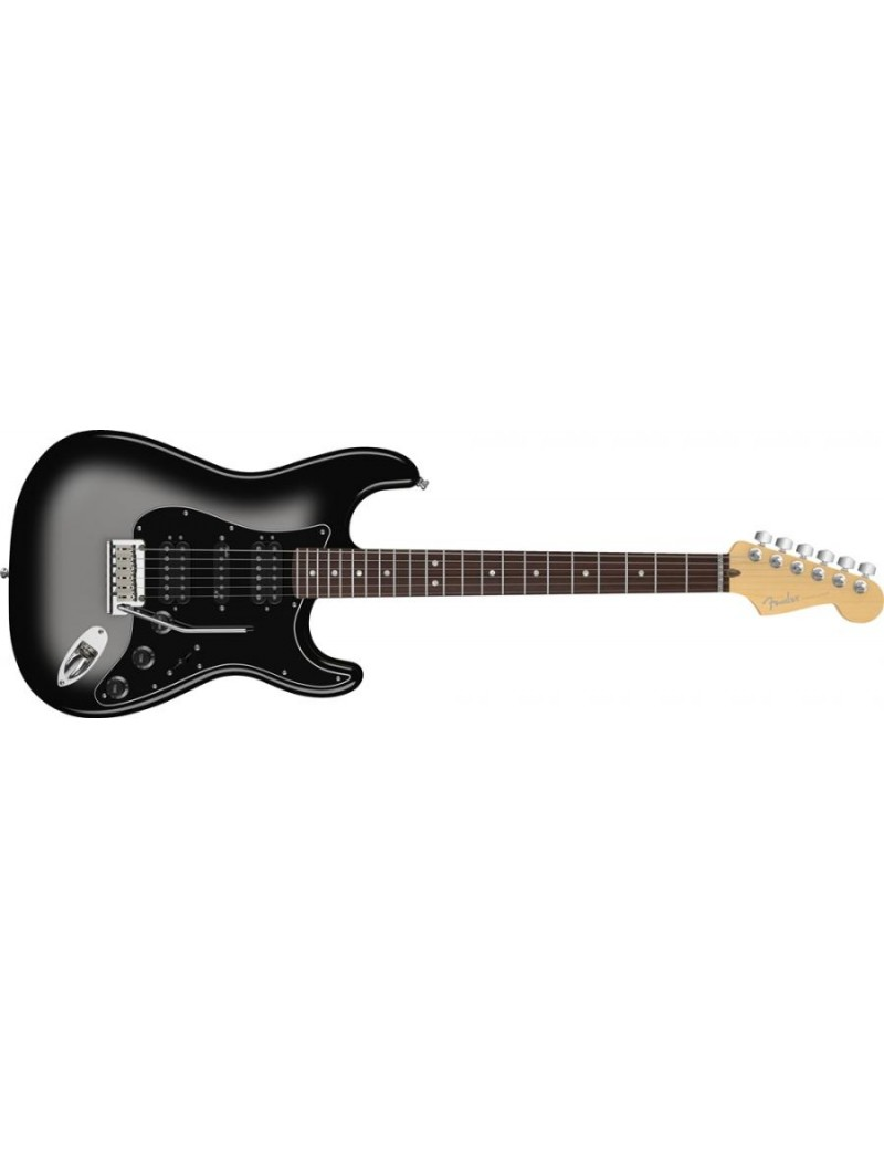 American Deluxe Stratocaster® HSH, Rosewood Fingerboard, Silverburst