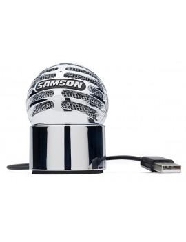 METEORITE MIC - Microfono a Condensatore USB - Chrome