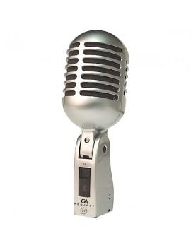Microfono dinamico in stile vintage anni 50