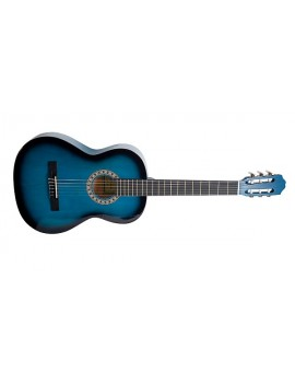Miguel Demarias chitarra classica 4/4 BLUE SFUMATO