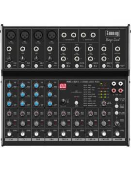 Mixer 8 ch usb