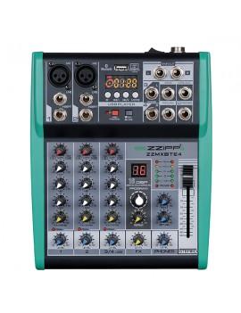 Mixer compatto 4 canali dsp bt