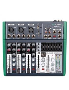 Mixer compatto 5 canali dsp