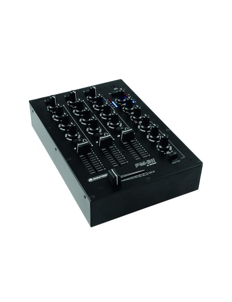 Mixer Dj 3 canali