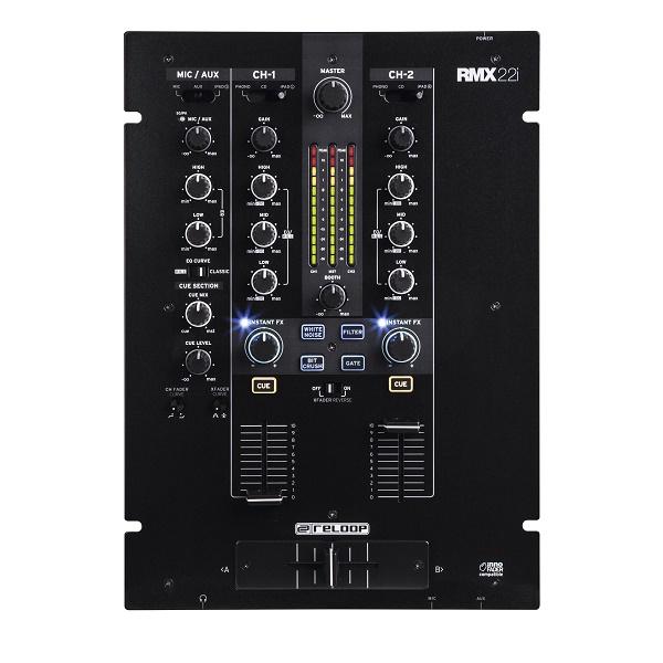 Mixer professionale per DJ RMX-22i