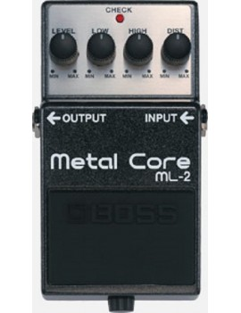 ML-2 COMPACT PEDAL METAL CORE