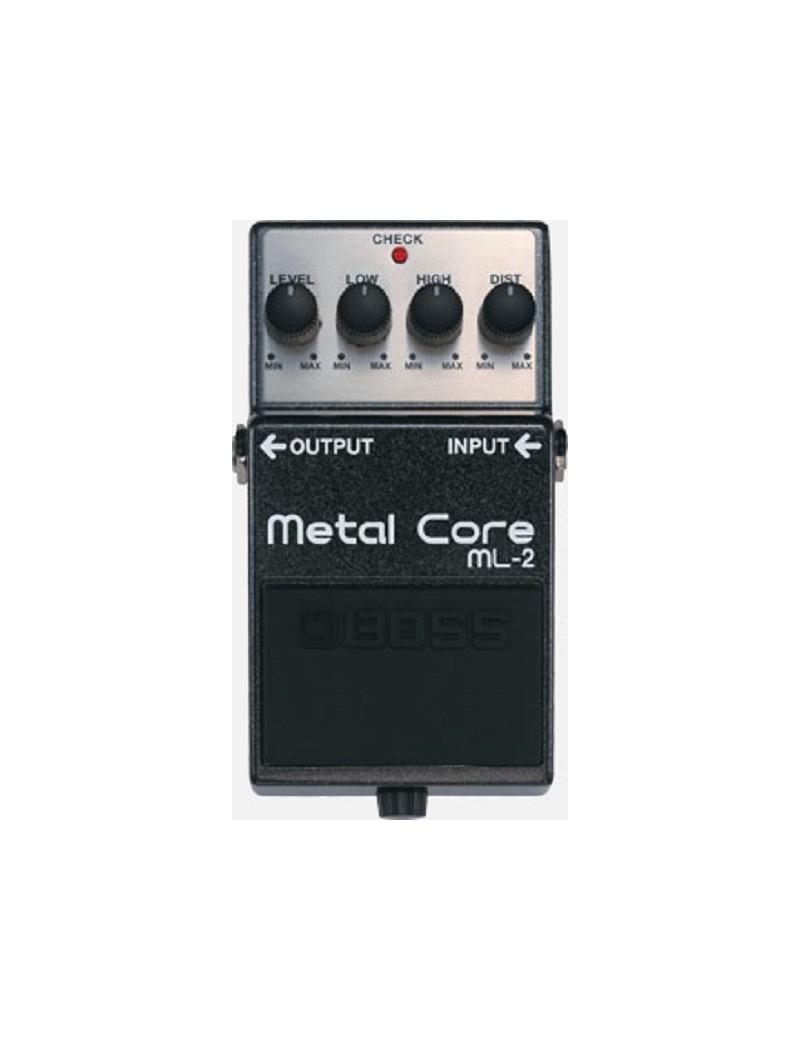ML-2 COMPACT PEDAL METAL CORE