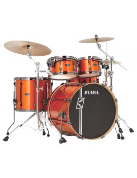 ML52HZBNS-BOM - shell kit Hyper-Drive - finitura Bright Orange Metallic