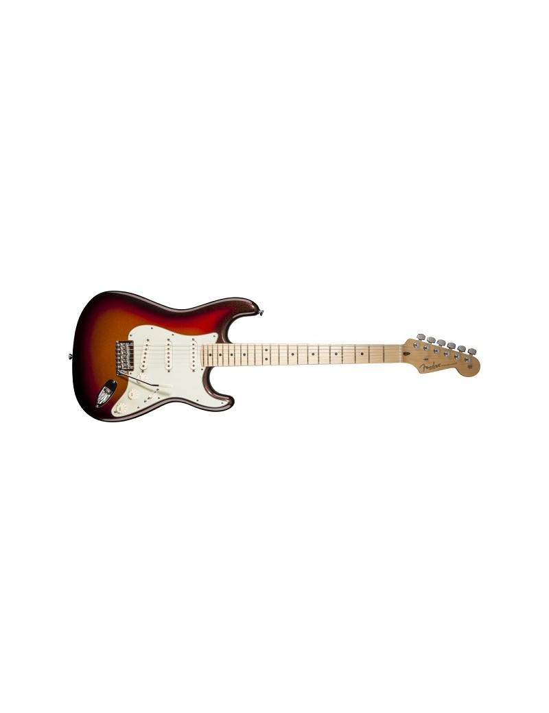 American Deluxe Stratocaster® Plus HSS, Maple Fingerboard, Mystic3-Color Sunburst