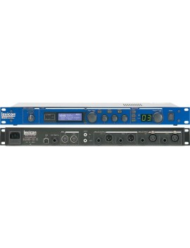 MX300 MULTI EFFECT PROCESSOR