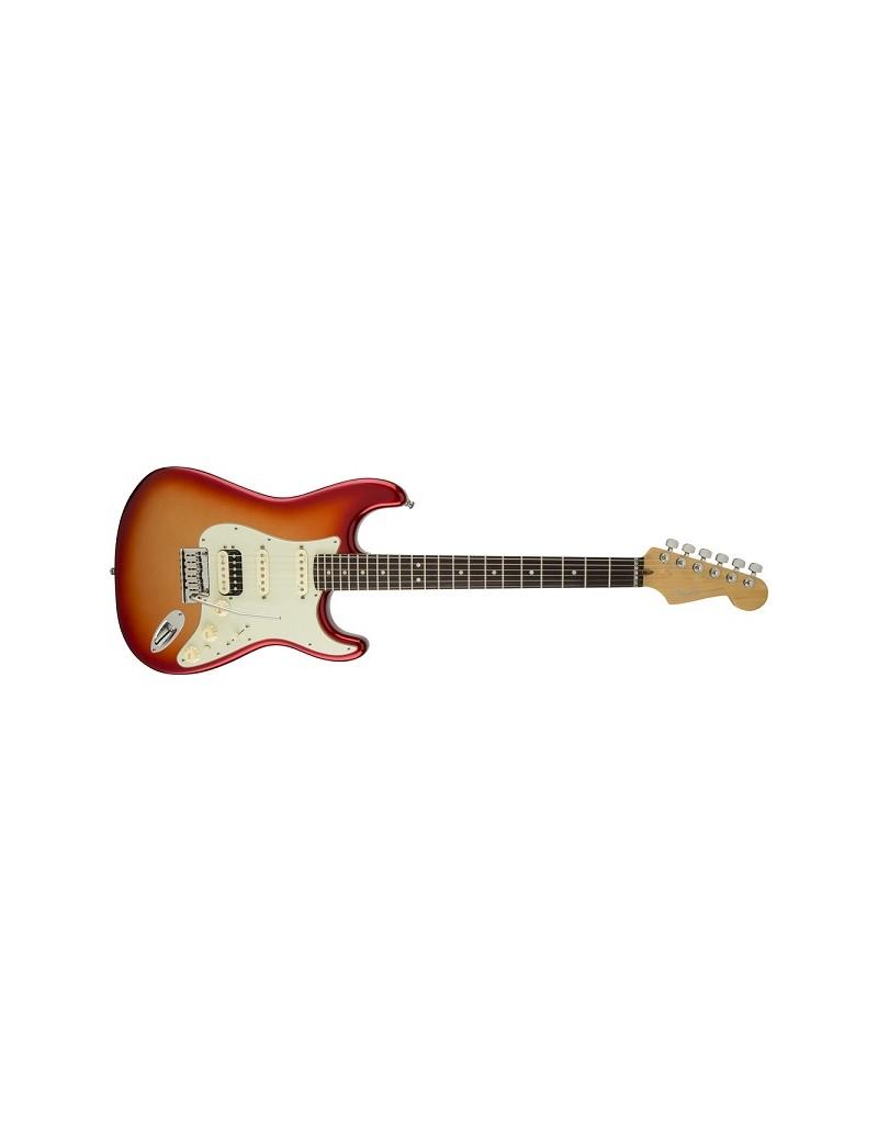 American Deluxe Stratocaster® Rosewood Fingerboard, Sunset Metallic