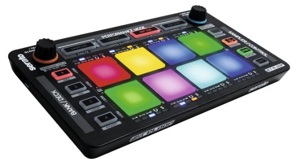 NEON Drum pad controller modulare MIDI/USB