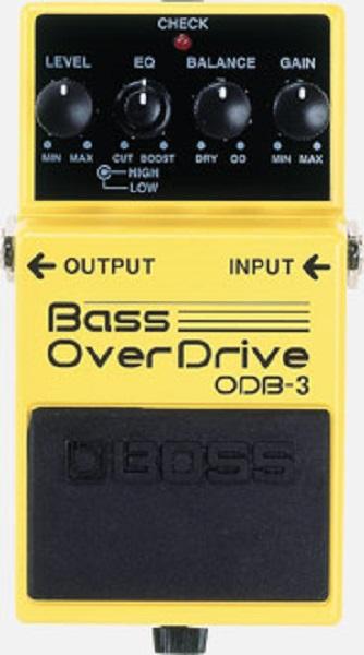 ODB-3 OVERDRIVE PER BASSO