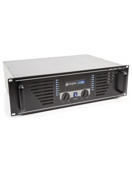 PA amplifier 2x 1000W Max. SKY-2000 Black