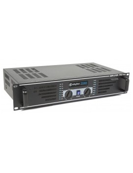 PA amplifier 2x 300W Max. SKY-600 Black