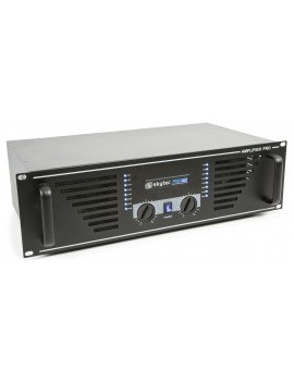 PA amplifier 2x 500W Max. SKY-1000 Black