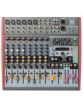 PDM-S1203 STAGE MIXER 12CH DSP/MP3