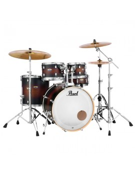 Pearl Decade Maple - Satin Brown Sunburst (DMP905)