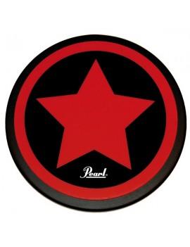 Pearl Practice Pad 8 con stella e logo pearl