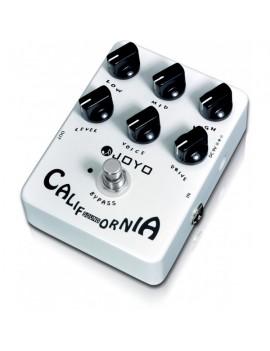 Pedale modello JF-15 California Sound. Distorsione basata sul suono dell amplificatore Mesa Boogie