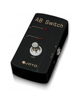 Pedale modello JF-30 A/B Switch. Pedale per inviare il segnale a due amplificatori diversi.