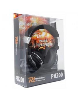 PH200 DJ Headphone Silver