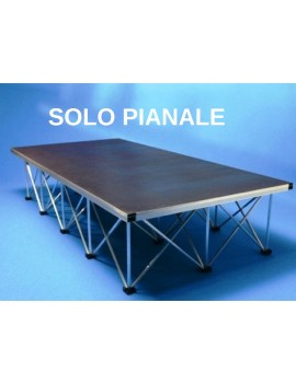 PIANALE THEATART CM 200X100 TELAIOALLUMINIO ASSITO IN PLYWOOD
