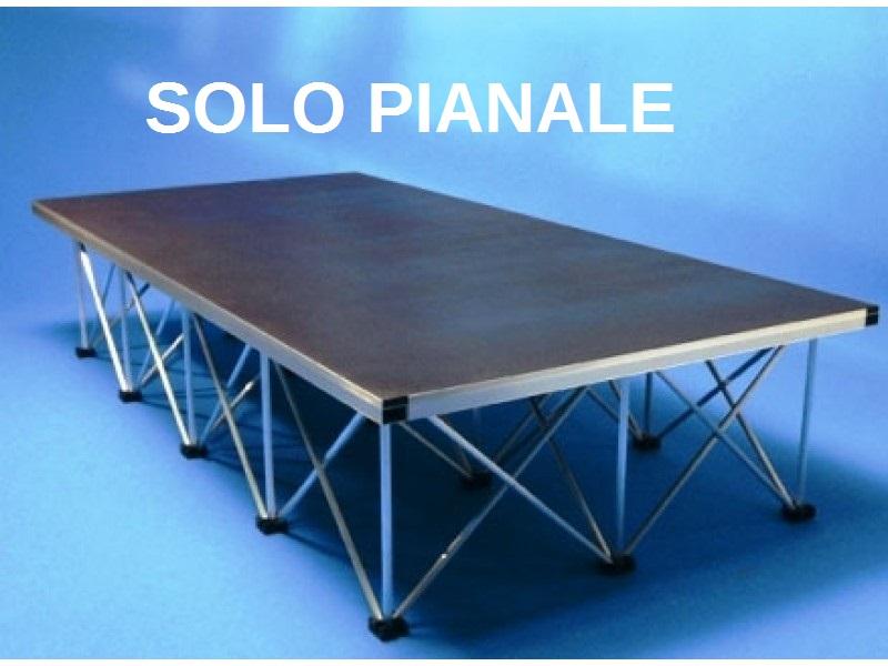 PIANALE THEATART CM 200X100 TELAIOALLUMINIO ASSITO IN PLYWOOD