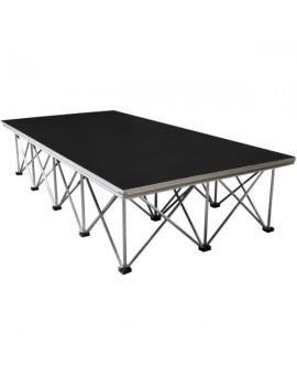 Piano di calpestio in plywood per sistema Litestage, 500 kg/m², 2x1 m