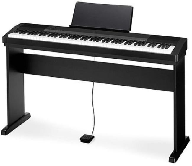 Piano Digitale CDP 130 BK CON SUPPORTO