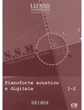 PIANOFORTE ACUSTICO E DIGITALE VOLUME 1-2