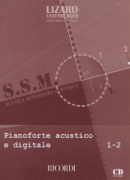 PIANOFORTE ACUSTICO E DIGITALE VOLUME 3-4