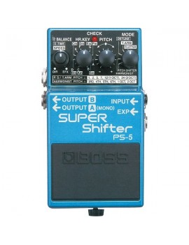 PITCH SHIFTER/HARMONIST/DETUNE