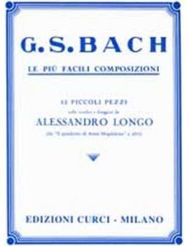 Piu\' Facili Composizioni Di Johann Sebastian Bach