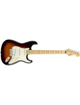 Player Stratocaster®, Maple Fingerboard, 3-Color Sunburst